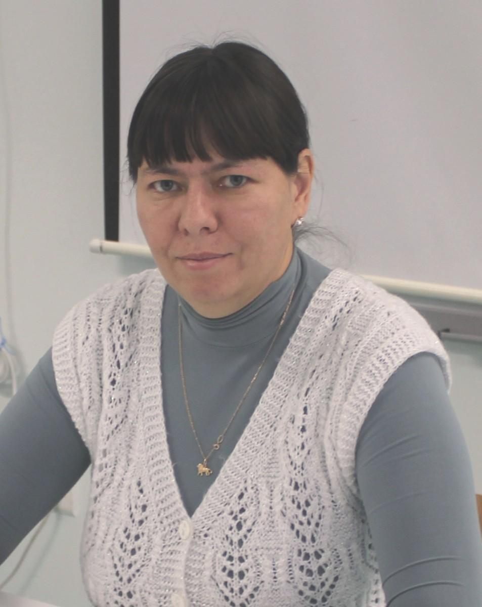 Сургучева Ольга Николаевна